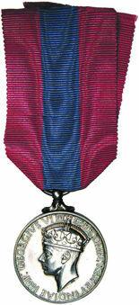 Imperial Service Medal George VI 1937-1952_obv