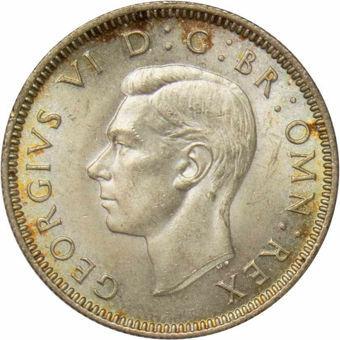 1939 Shilling Scottish reverse_obv