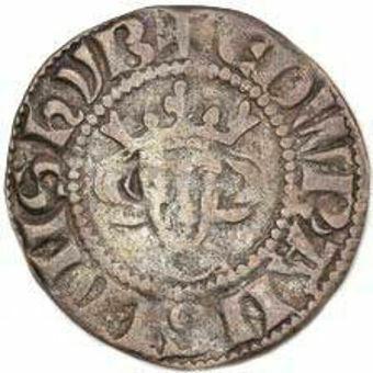 Edward I_Treasure_Bristol_Penny_Very_Good_obv
