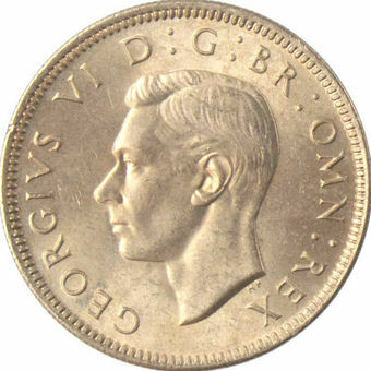 1948 Scottish Shilling_obv