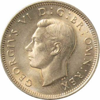 1950 Scottish Shilling_obv