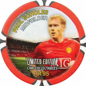 Manchester United token Paul Scholes