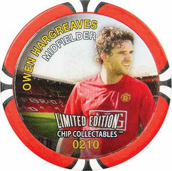 Manchester United token Hargreaves