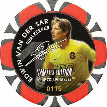 Manchester United token Van De Sar