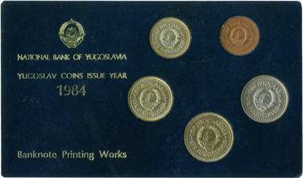 Yugoslavia_1984_Mint_Set