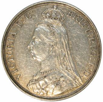 1887 Jubilee Head Crown Good Very Fine_obv