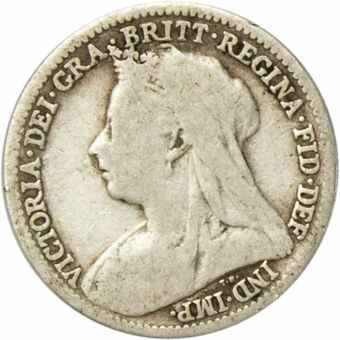 Victoria_Old_Head_Threepence_VG_obv