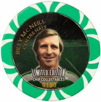 Celtic Football Chip Billy McNeill_obv