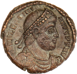Valentinian I Victory Very Fine_obv