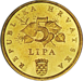 Croatian_5_Lipe_obv